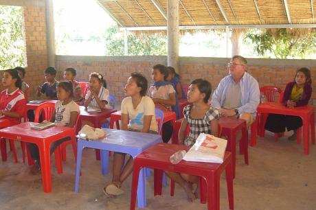 Soziale Projekte in Kambodscha